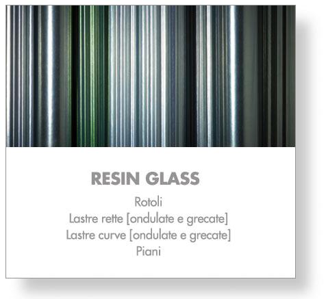 resin glass