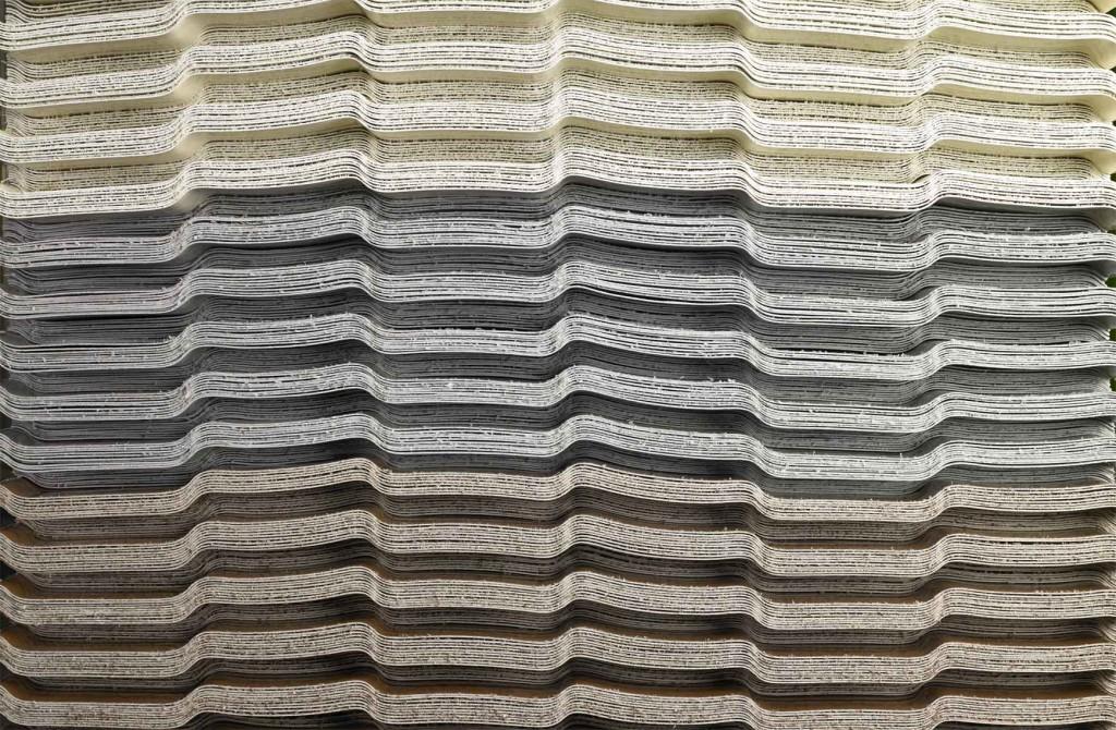 texture gronde pluviali in plastica